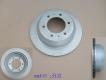 Диск тормозной задний Hover H3/H5