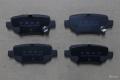 Колодки тормозные задние Lifan X60